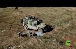 تدريبات وعمليات نوعية لقوات العمليات الخاصة الروسية