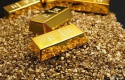 سعر الذهب يتراجع 23 دولاراً مع ترقب بيانات اقتصادية