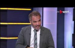 عماد درباله وحديث عن أداء الزمالك والفوز على الترجي