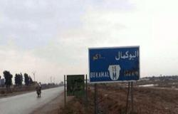"""""""سانا"""": طائرات مجهولة تقصف مواقع في منطقة البوكمال داخل الأراضي السورية"""