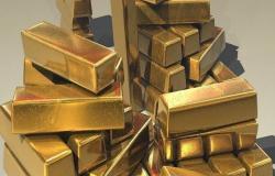 محدث.. الذهب يعمق خسائره عالمياً ويفقد 40 دولاراً