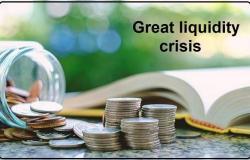 """الأسواق المالية العالمية تشهد """"أزمة سيولة كبرى"""""""