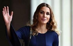 الملكة رانيا : الله يحميك يا إربد ويحمي أهلك