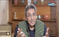 باب الخلق  محمود سعد يستعيد ذكريات الحرب: أول مرة أشوف حظر بالرعب دة