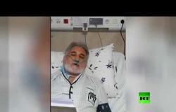 إصابة محمد رضا خاتمي  بفيروس كورونا