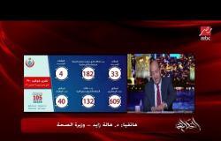 وزيرة الصحة تكشف المرحلة التي وصلتلها مصر في أزمة كورونا ومدى أهميتها