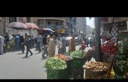 ارتفاع أسعار الخضروات والفواكه في سوق أسيوط