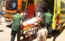إصابة 3 أشخاص في حادث مروري بقنا