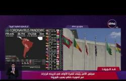 """آخر مستجدات """"كورونا"""" - مجلس الأمن يتبنى للمرة الأولى في تاريخه قرارات عبر تصويت خطي بسبب كورونا"""