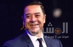 """مدحت صالح يحيي حفلًا """"أون لاين"""" على اليوتيوب"""