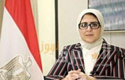 وزيرة الصحة: مفيش حالة في مصر أو العالم تعافت من كورونا وأصيبت تاني