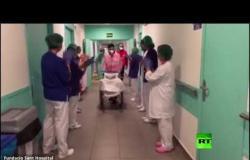 شفاء مسن إسباني عمره 93 عاما من فيروس كورونا