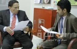 """حمدي المرغني: """"الوقوف أمام الزعيم شرف كبير لي"""""""