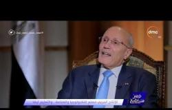 مصر تستطيع - محمد العطار وزير الإنتاج الحربي: كل الطلاب هيلاقوا فرص للعمل بأفضل المصانع