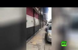 بدء تطبيق حظر التجول الممدد في سوريا يومي الجمعة والسبت