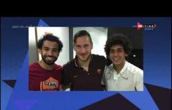 حسين السيد يكشف علاقته بمحمد صلاح وسر المكالمة - ملعب ONTime