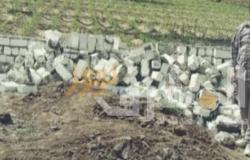 إزالة فورية لبناء مخالف بإبشواي في محافظة الفيوم