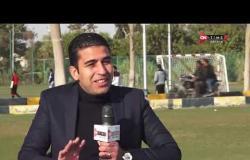 سعفان الصغير : عبد المنعم عمارة ساهم في تخفيف قرار إيقافي من سنة إلي شهر واحد - لقاء خاص
