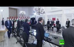 الرئيس اللبناني يعلن أن بلاده يجمع على أرضه أسوأ أزمتين أصابتا العالم