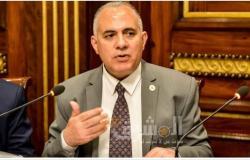 وزير الري : الانتهاء من الاستثمارات المخصصة للوزارة ٣٠ يونيو