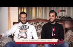 أحمد أيمن منصور : هدف والدي  بشباك الأهلي في لقاء السوبر لا ينسي -لقاء خاص
