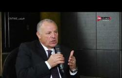"""ملعب ONTime - هاني ابوريدة: افكر في الترشح لرئاسة اتحاد الكرة """"للحفاظ علي موقعي في الفيفا"""""""