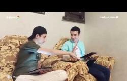"""""""مصراوي"""" داخل منزل طالب أولى ثانوي في أول إمتحانات التابلت التجريبية"""