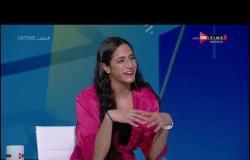 """لقاء خاص مع """"هانيا مورو"""" بطلة مصر في السباحة في ضيافة سيف زاهر بتاريخ 6/4/2020 - ملعب ONTime"""