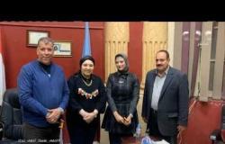 الأولى من نوعها.. مبادرة أمانة الحرية المصري بالغربية لتوزيع أجهزة قياس الحرارة بمباني الأحياء