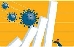 """5 رسوم بيانية ترصد تأثير """"كورونا"""" على اقتصاد العالم"""