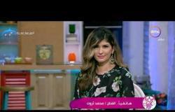 السفيرة عزيزة - هاتفيا/ الفنان محمد ثروت يحكي عن كواليس حفل ليلة النصف من شعبان