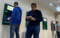 المركزي: صافي الاحتياطيات الأجنبية لمصر ينخفض إلى 40.1 مليار دولار في مارس
