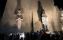 الآثار المصرية تعلن عن اكتشاف جديد في معبد رمسيس الثاني