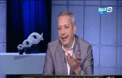 تعليق ا / مفيد فوزي على الانفعال الشديد لتامر أمين في حلقة اليوم .