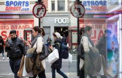 انكماش مفاجئ لاقتصاد بريطانيا في فبراير قبل ضربة الكورونا
