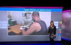 نزلاء سجن روميه يكافحون فيروس كورونا في لبنان على طريقتهم!