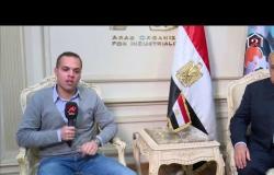 رئيس الهيئة العربية للتصنيع:  نتعاون مع وزارة الداخلية لتصنيع اللوحات المعدنية المؤمنة