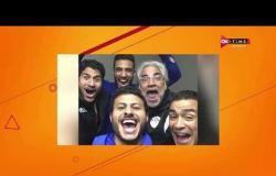 """أحمد ناجي بدون اي تردد """" محمد الشناوي هو الحارس رقم واحد في مصر """" - لقاء خاص"""