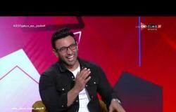 جمهور التالتة - الفنان أحمد فهمي في ضيافة إبراهيم فايق وسهرة مميزة في جمهور التالتة