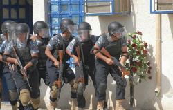 ضبط معمل لصناعة المعقمات المغشوشة جنوبي العراق... صور