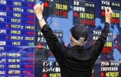 """""""نيكي"""" الياباني يرتفع بالختام مسجلاً ثاني أكبر مكاسب أسبوعية منذ2009"""