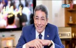 """باب الخلق  تعليق قوي من محمود سعد على تداول السوشيال ميديا لـ """"الشلولو"""""""