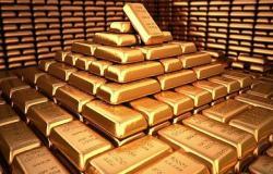 أسعار الذهب تتراجع 12 دولاراً بعد مكاسب قوية الأسبوع الماضي