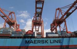 """""""ميرسك لاين"""" تعلن خطط تشغيلية جديدة في البحرين الأحمر والمتوسط"""