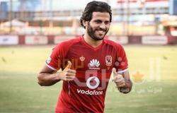 الأهلي يقرر تمديد عقد مروان محسن