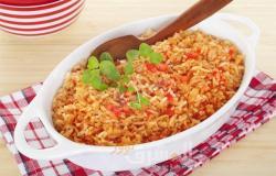 شاهد.. طريقة تحضير الأرز الإسبانى