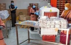 محافظ الوادي الجديد: ضرورة التزام المشروعات الإنتاجية بالإجراءات الاحترازية