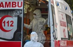 59 حالة وفاة جديدة بتركيا بفيروس كورونا
