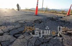 زلزال بقوة 5 درجات يضرب شمال غربي الصين
