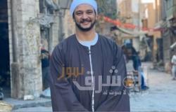 """احمد خالد صالح يشارك بفيديو من """"الفتوة"""""""